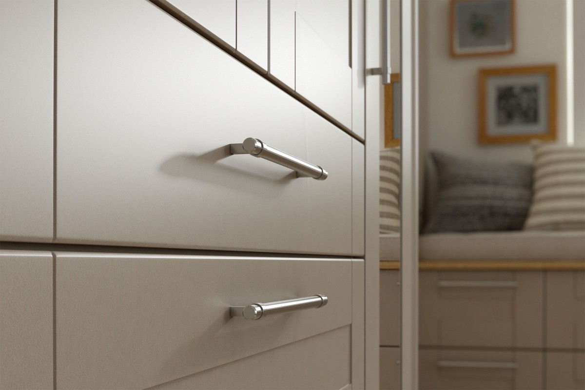 harvard fitted bedroom drawers