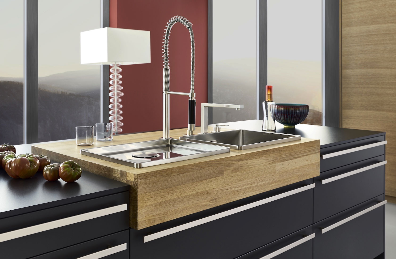 fitted kitchen Tap