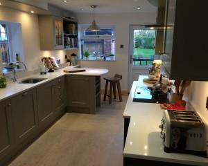 Fitted Kitchen Temple Newsham
