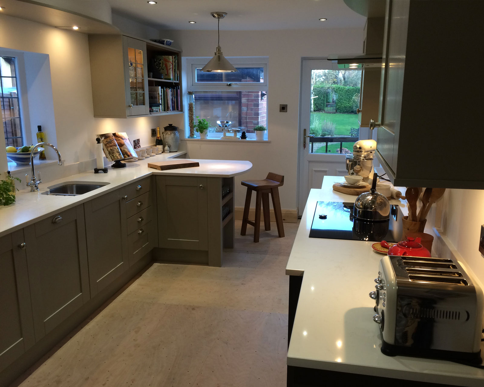 Fitted Kitchen Template Newsham Leeds