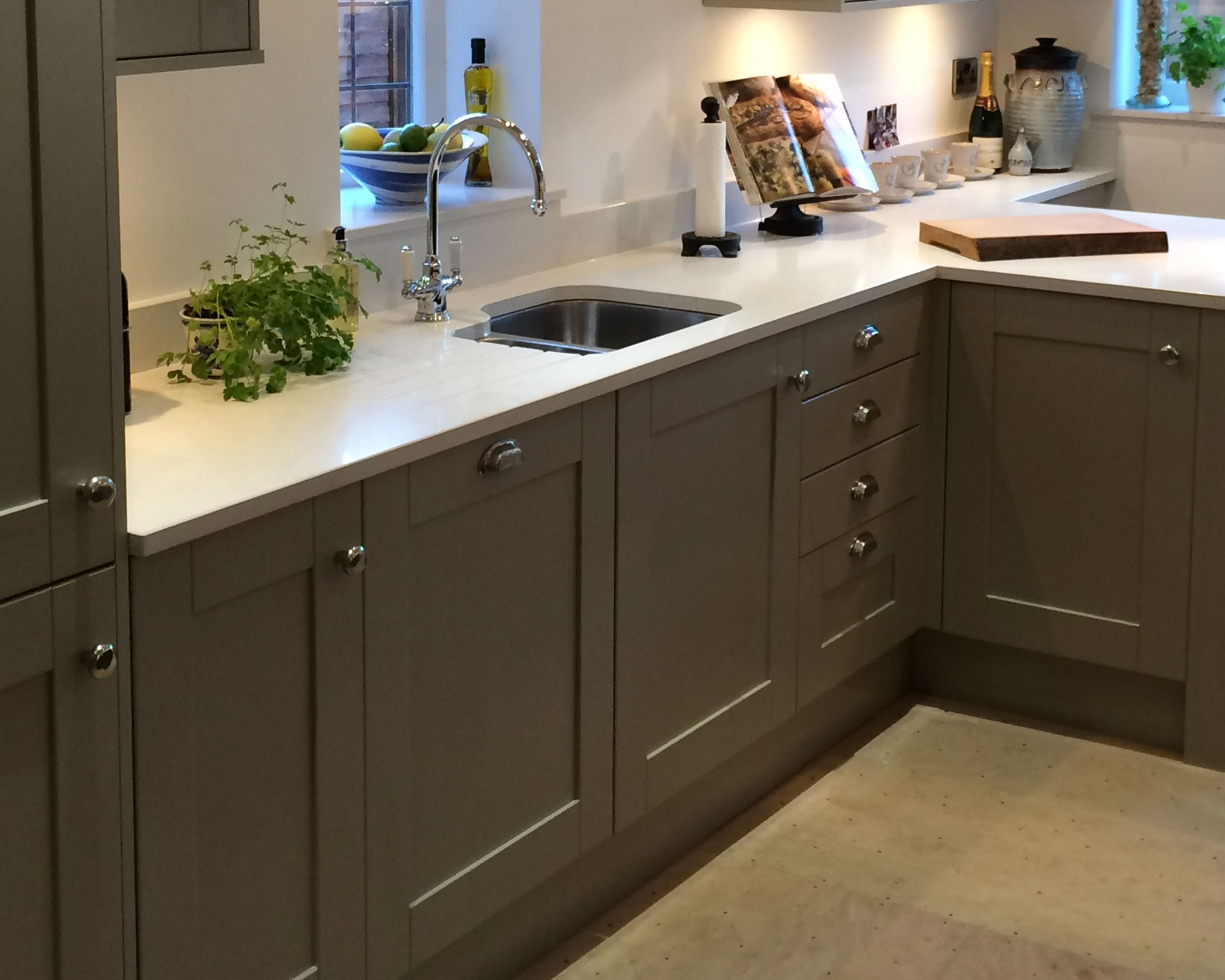 Fitted Kitchen Template Newsham Leeds 2