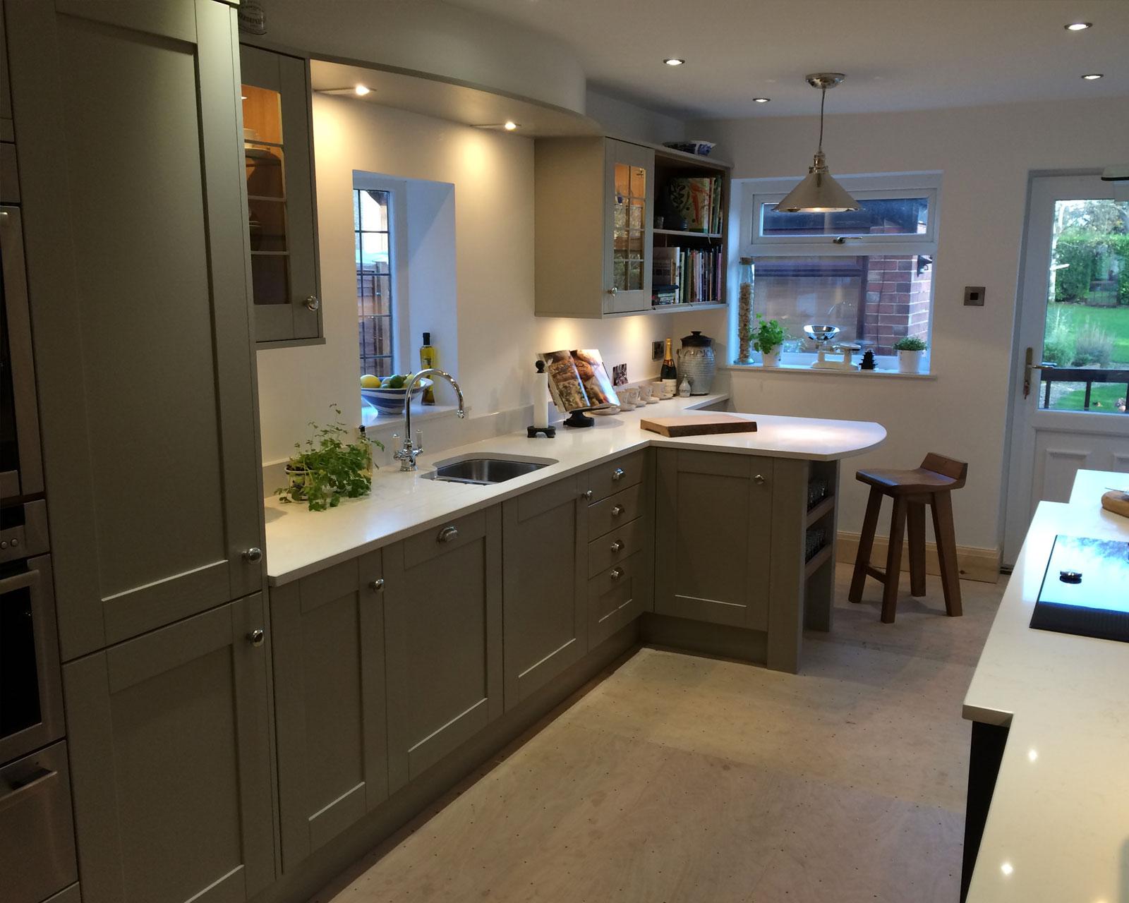 Temple Newsham Fitted Kitchen