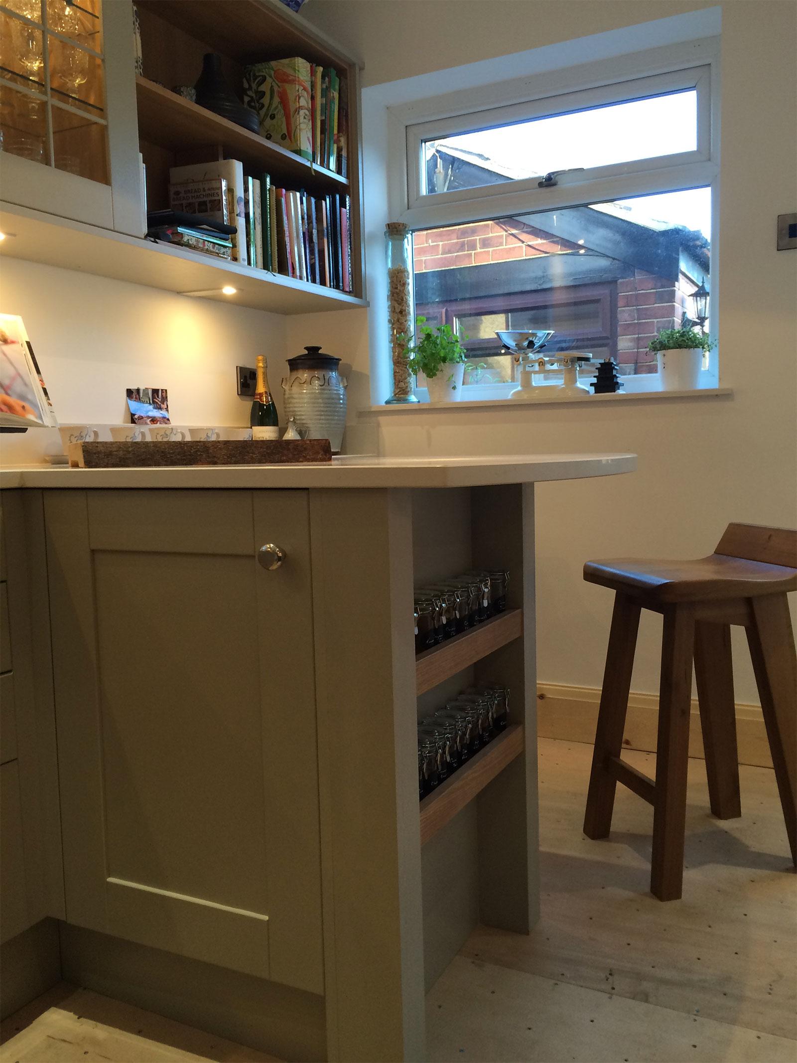 Fitted Kitchen Temple Newsham Leeds