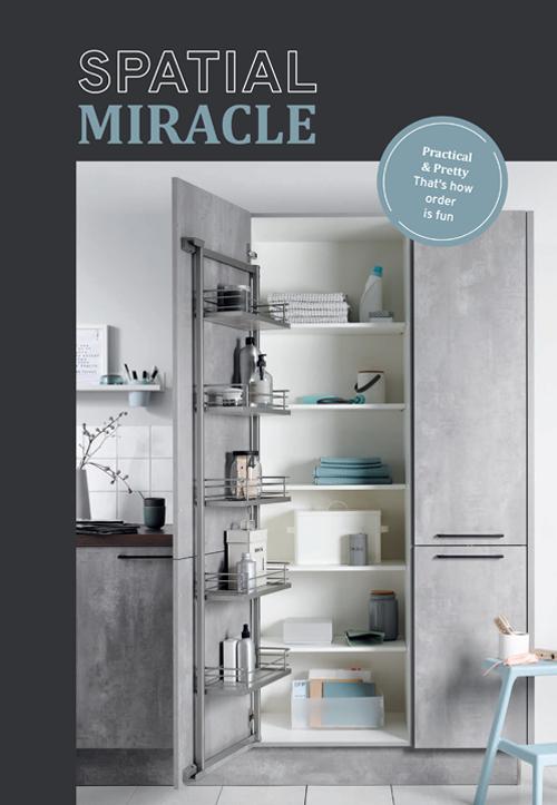 Hacker Spacial Miracle storage