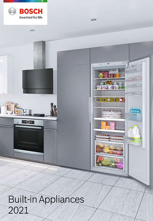 Bosch Built-in Appliances