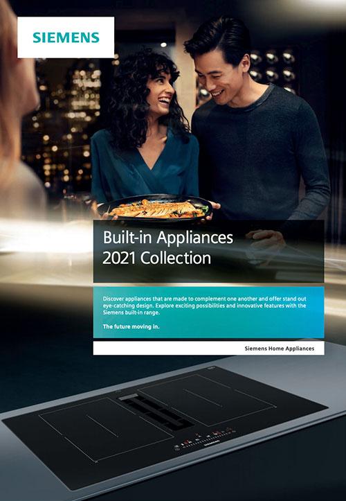 Siemens Built-in Appliances 2021