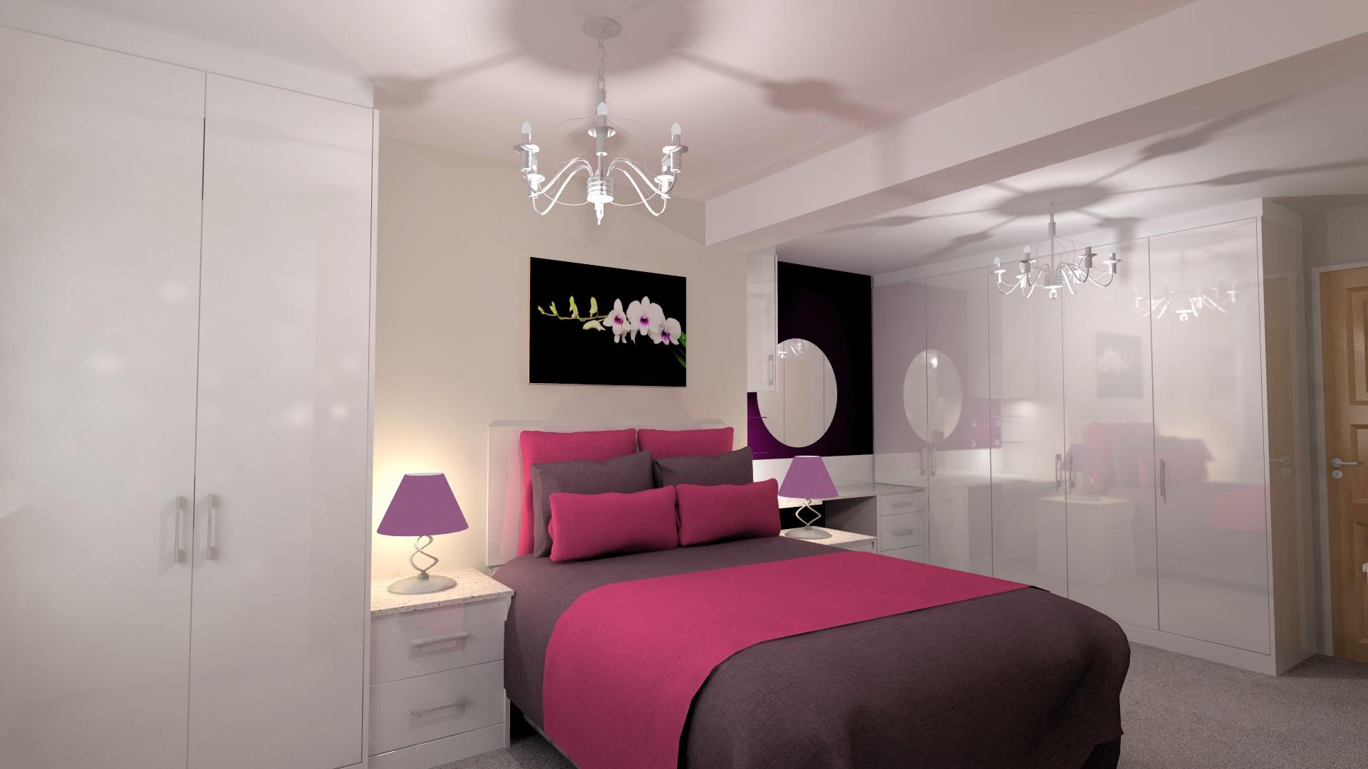 Bedroom design Garforth