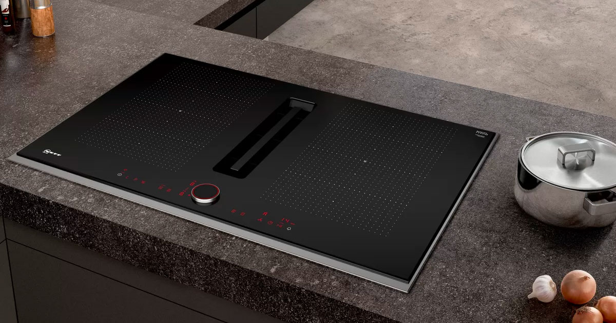 induction hob safety